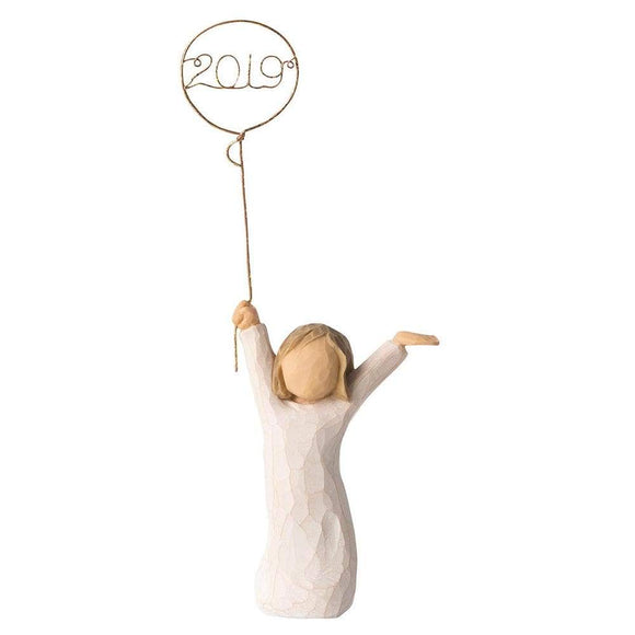 Willow Tree Here's To You 2019 Figurine Website Exclusive