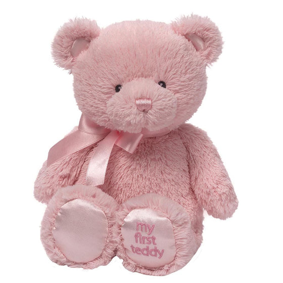 Baby GUND My First Teddy (Small Pink)