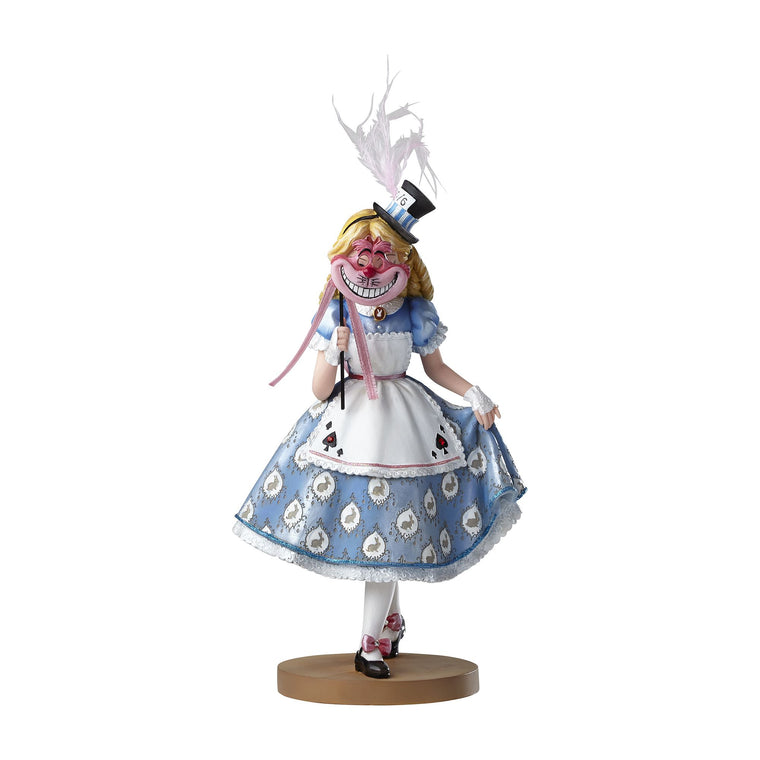 Disney Showcase Alice in Wonderland Masquerade Figurine