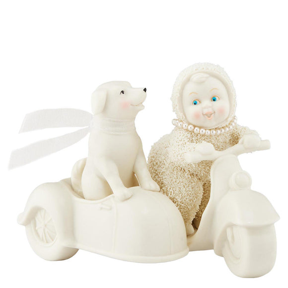 Snowbabies Girl's Night Out Figurine