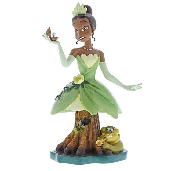 Tiana, Louis & Ray Figurine - Website exclusive