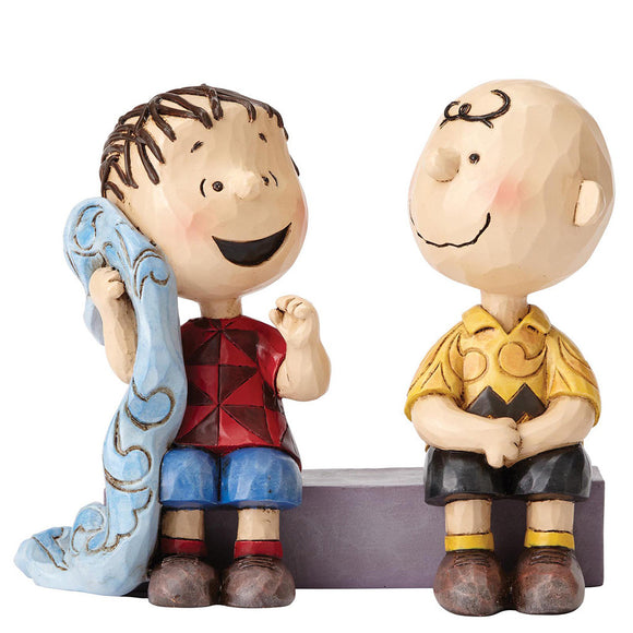Sage Advice (Charlie Brown and Linus)