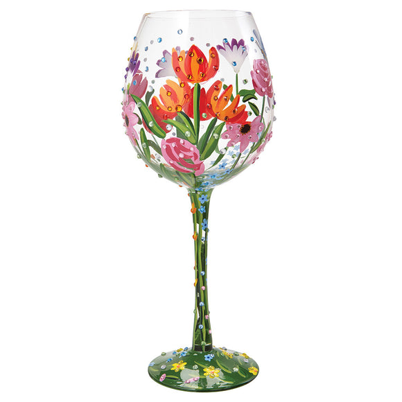 Lolita Superbling Spring Wine Glass