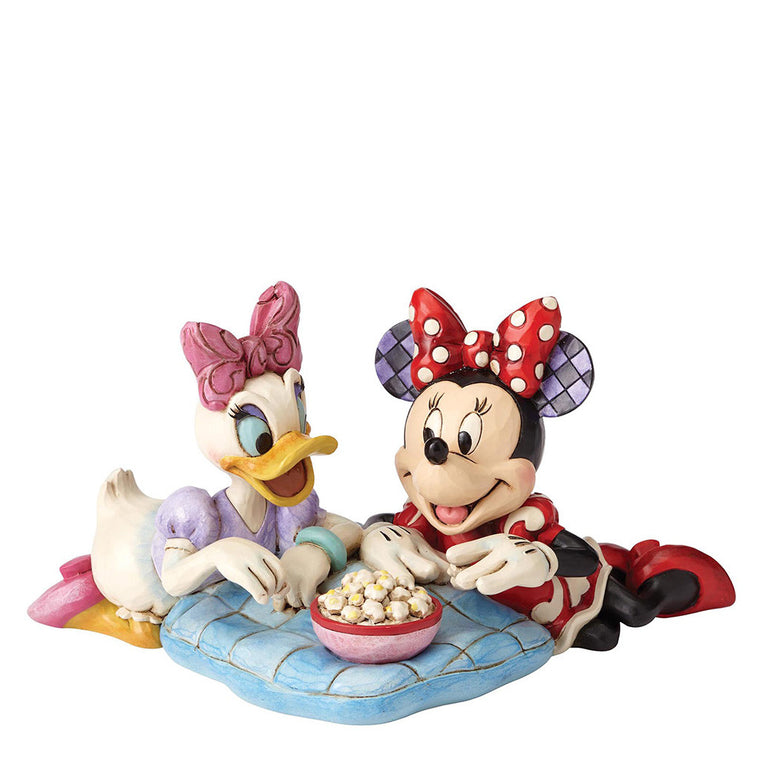Disney Traditions Girls Night  (Daisy Duck & Minnie Mouse Figurine)