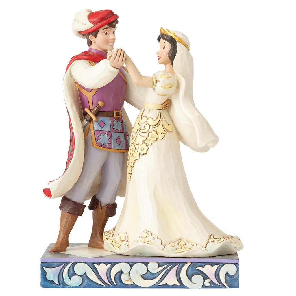 Disney Traditions The First Dance (Snow White & Prince Figurine)
