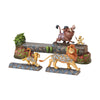 Disney Traditions Carefree Camaraderie (Simba, Timon, & Pumbaa Figurine)