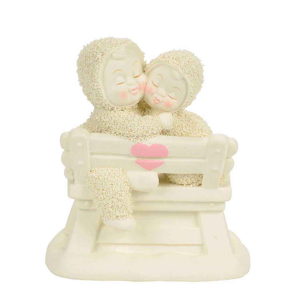 Snowbabies Through Thick and Thin Figurine