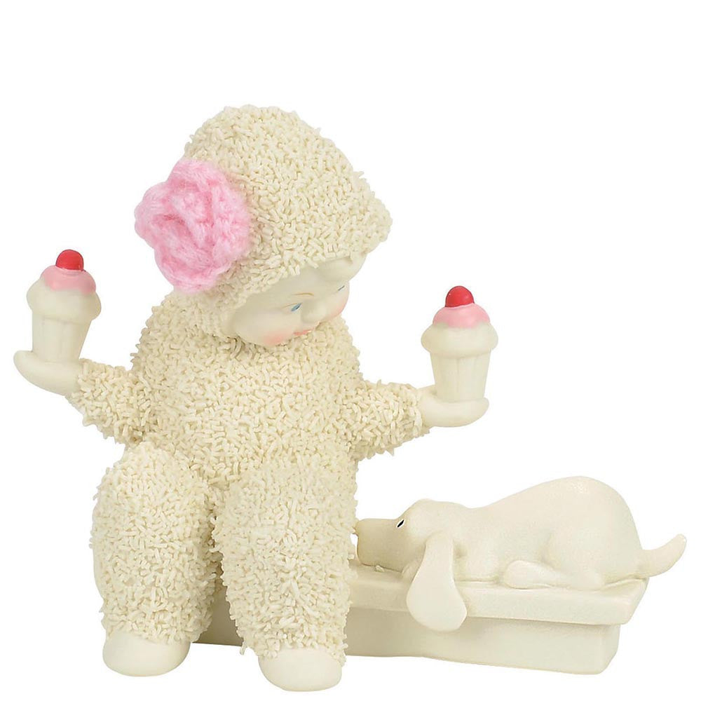 Snowbabies Balanced Diet Figurine