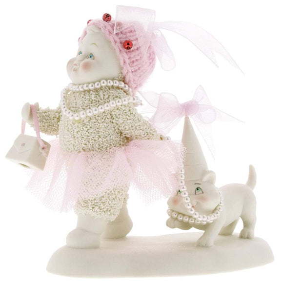 Snowbabies The Glam Squad Figurine