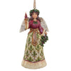 Jim Shore Victorian Angel (Hanging ornament)
