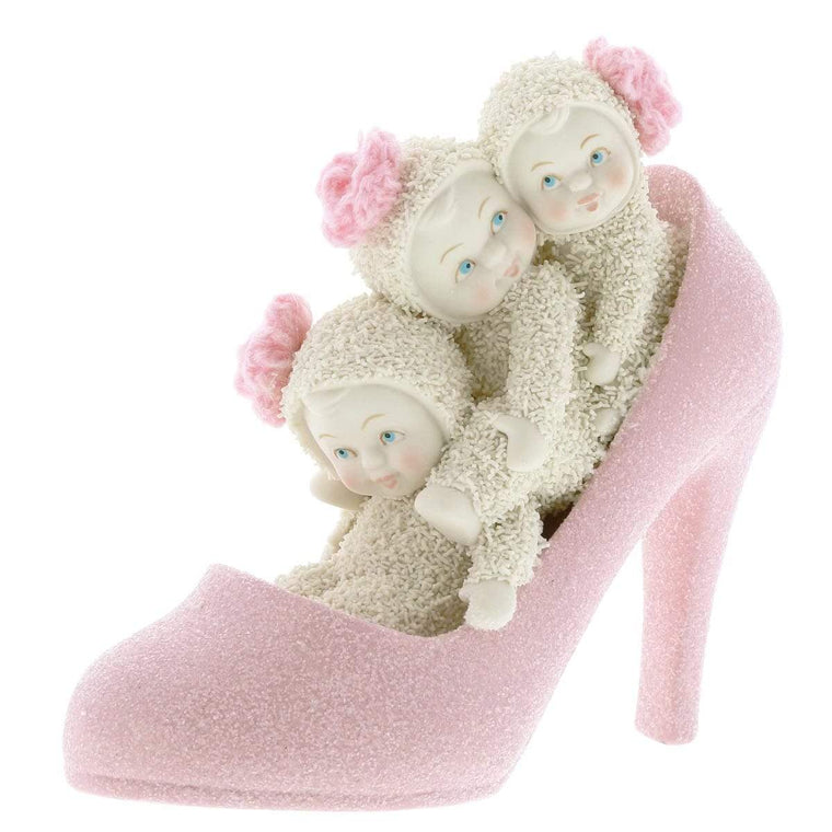 Snowbabies If the Shoe Fits Figurine