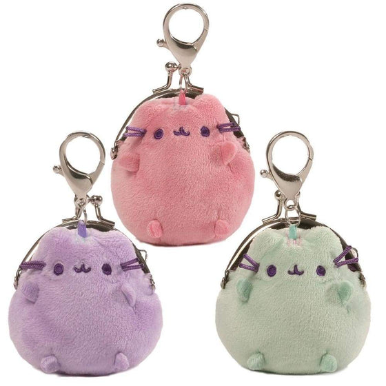 Pusheen Pastel Coin Purse (3 assorted colours)