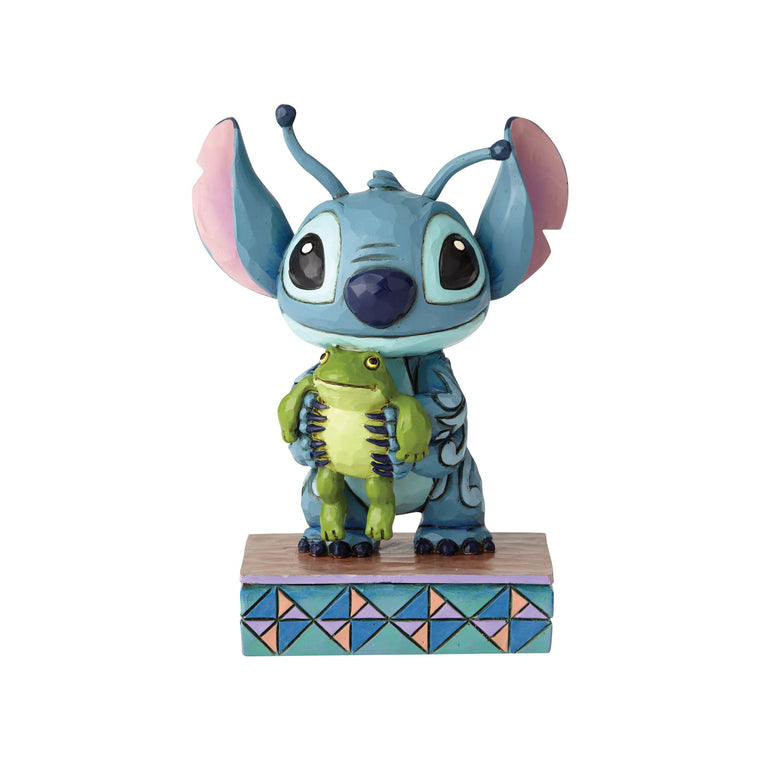 Disney Traditions Strange Life-Forms (Stitch Figurine)