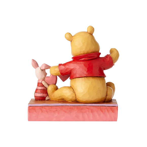 Disney Traditions Handmade Valentines (Pooh and Piglet)