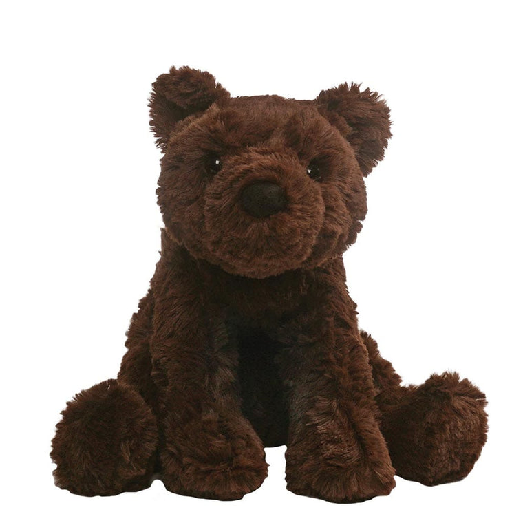GUND Cozys Bear Chocolate Small