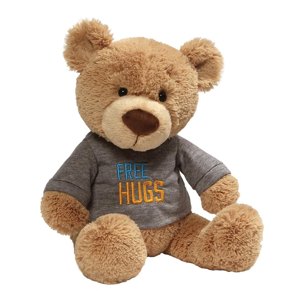 GUND Free Hugs Jumper Bear
