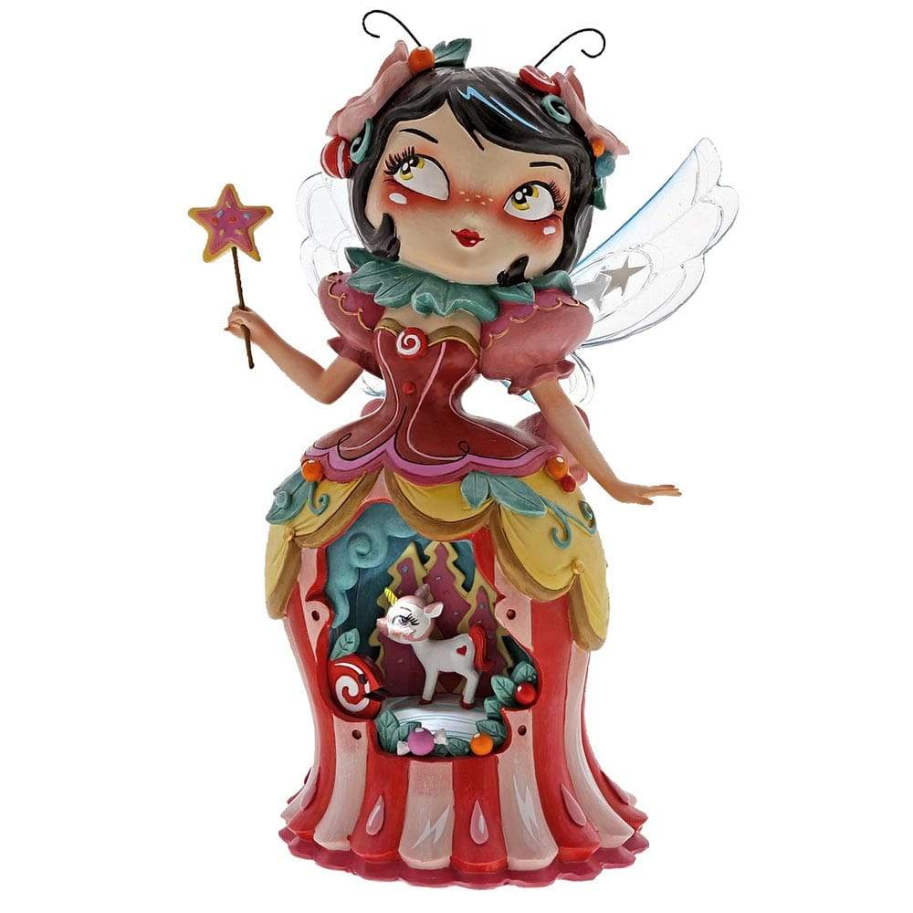 Miss Mindy Sweet Forest Fairy Figurine