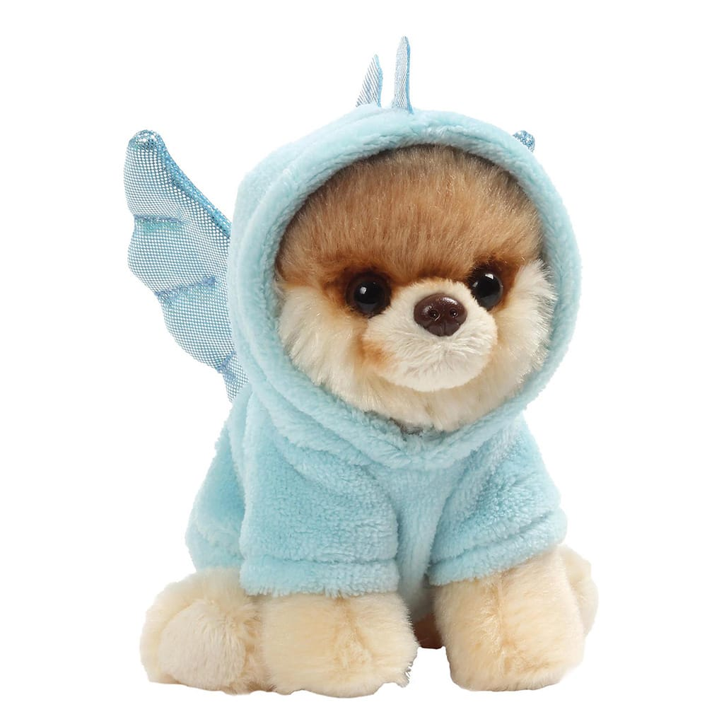 GUND Itty Bitty Boo #045 Dragon Soft Toy With Sparkly Wings