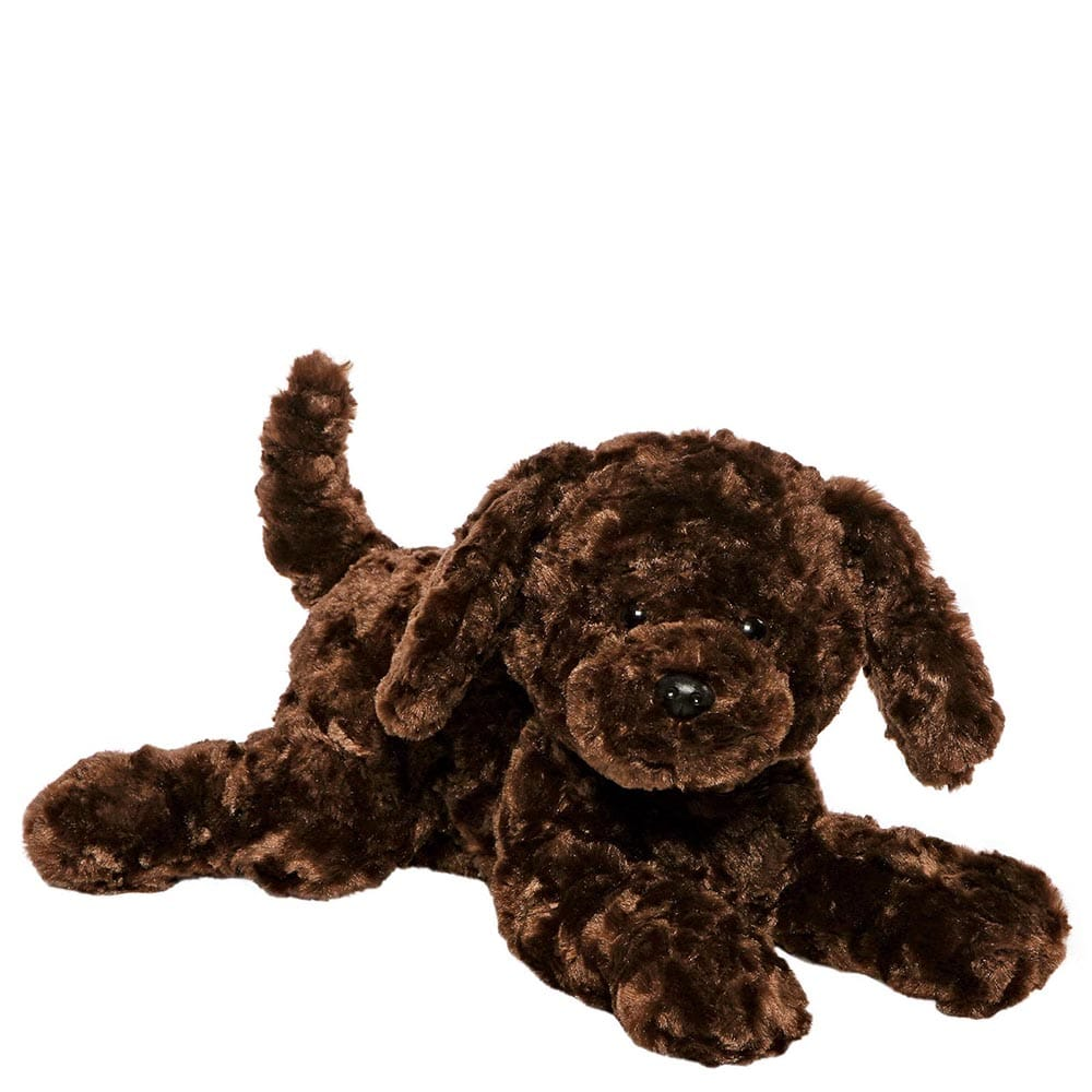 GUND Cocco Adorable Chocolate Lab Dog Huggable Soft Toy