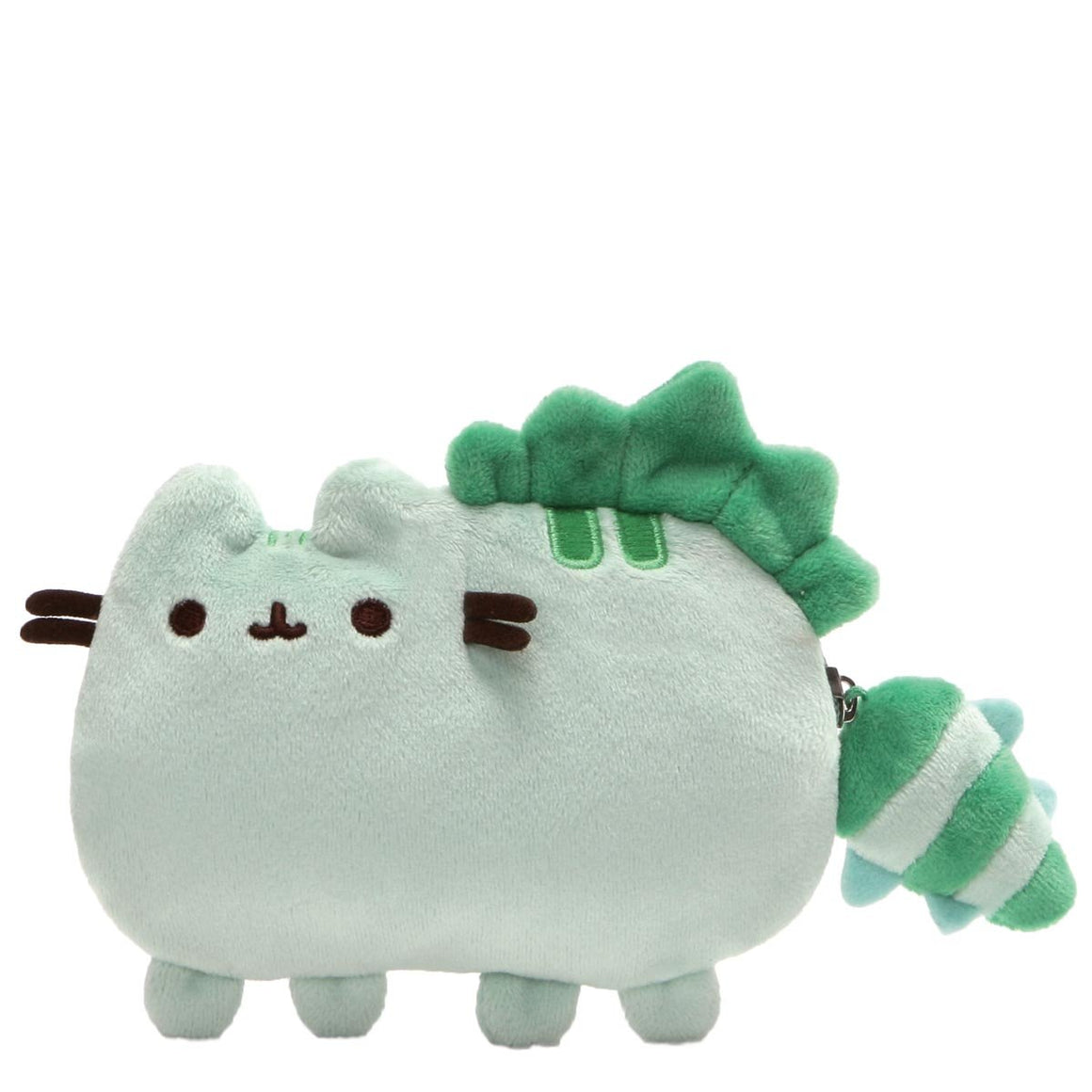 Pusheenosaurs Coin Purse Soft Toy With Zip Close Feature