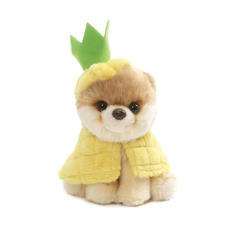 Gund Itty Bitty Boo #054 Pineapple Soft Toy