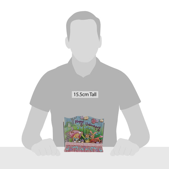 Disney Traditions Happy Unbirthday (Storybook Alice)