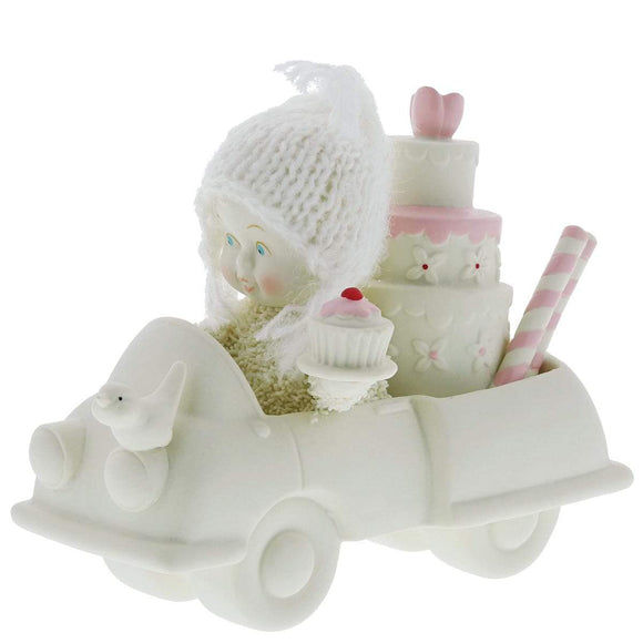 Snowbabies Emergency Delivery Service Figurine