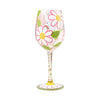 Lolita Oops I Daisied Again Wine Glass by Lolita