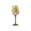 Lolita 50th Birthday Wine Glass