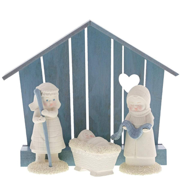 Nativity (set of 4)