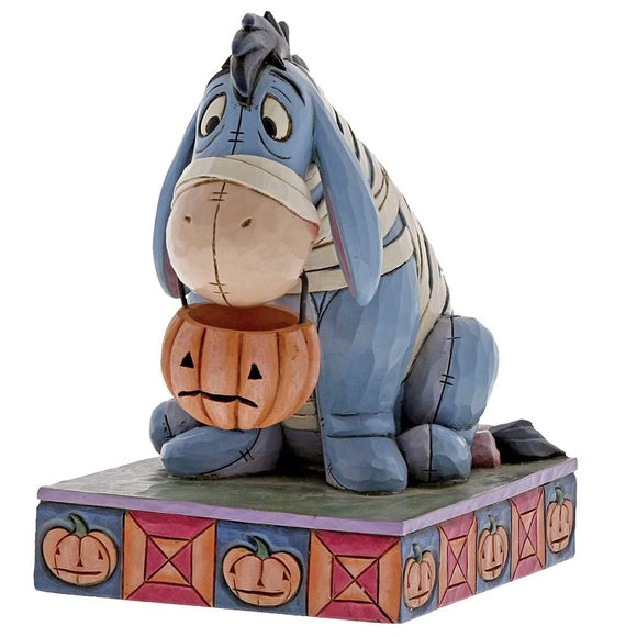 Disney Traditions Melancholy Mummy (Eeyore Figurine)