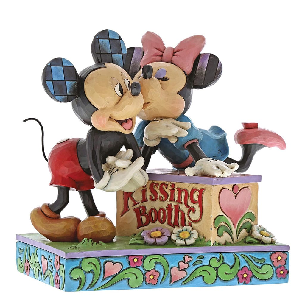 Disney Traditions Kissing Booth (Mickey and Minnie Mouse)