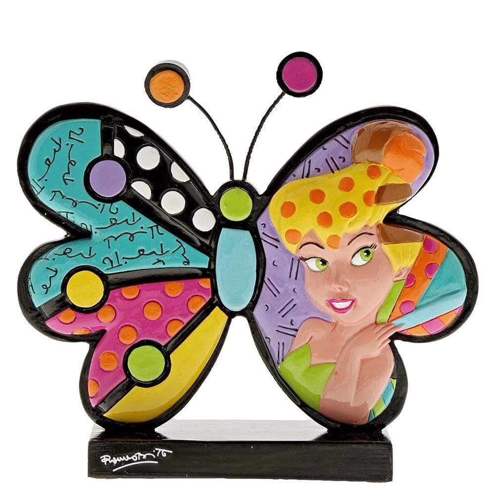 Disney Britto Tinker Bell Butterfly Icon