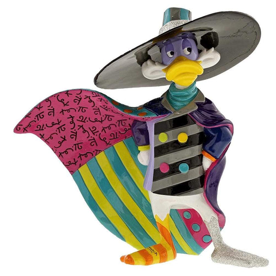 Disney Britto Darkwing Duck Figurine