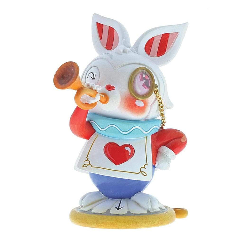 Miss Mindy White Rabbit Figurine