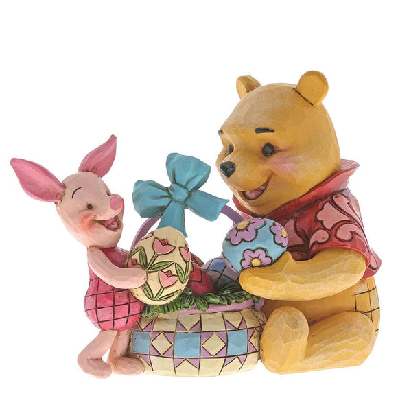 Disney Traditions Spring Surprise (Pooh and Piglet Figurine)