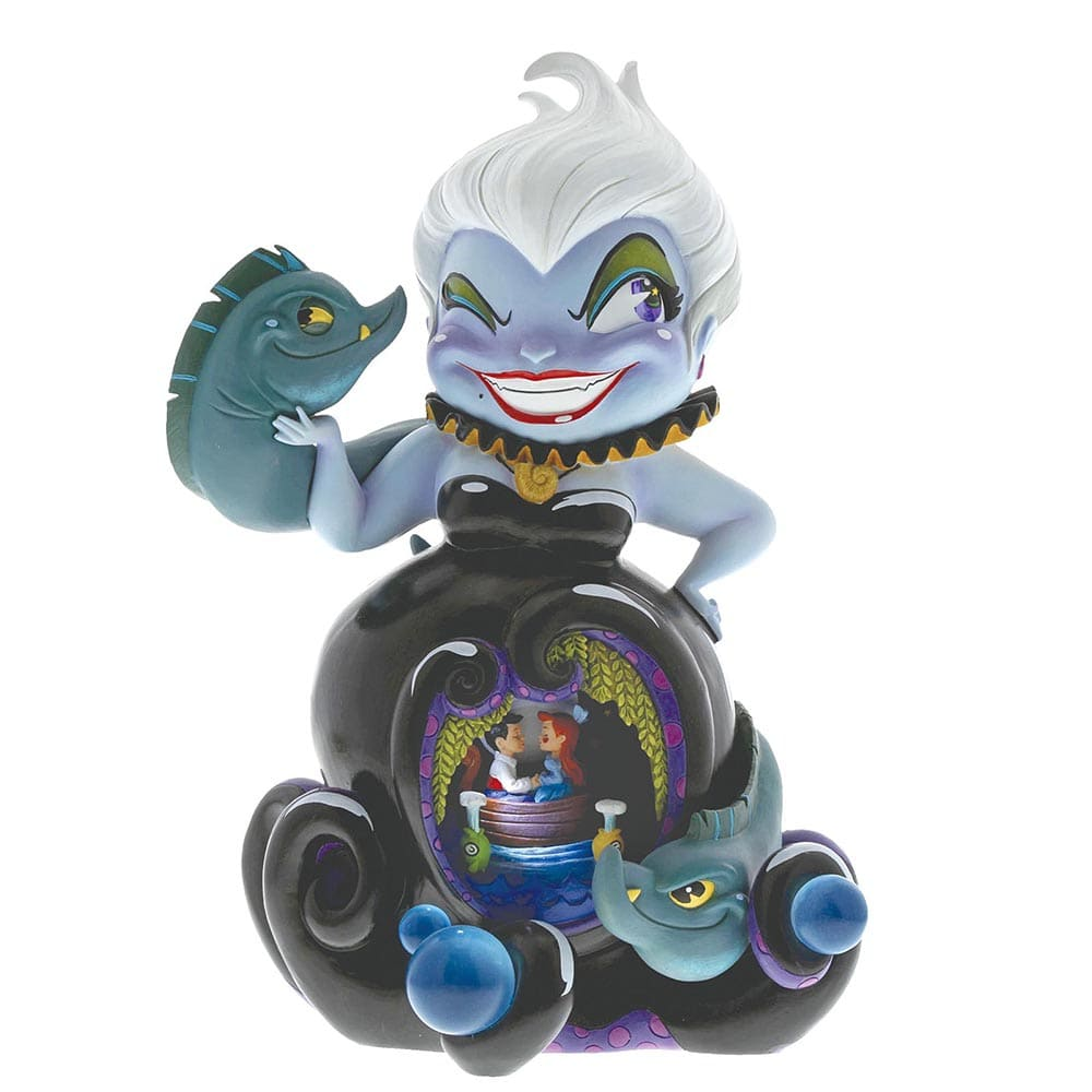 The World of Miss Mindy Presents Disney Ursula Figurine