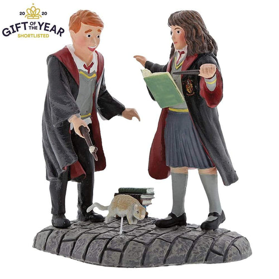Harry Potter Village Wingardium Leviosa! Figurine
