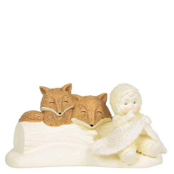 Peaceful Moment Figurine - Snowbabies by D56