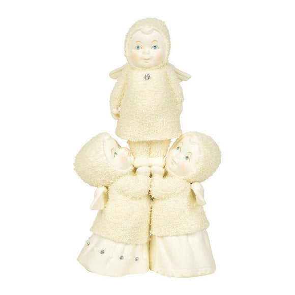 Angels On High Figurine - Snowbabies by D56