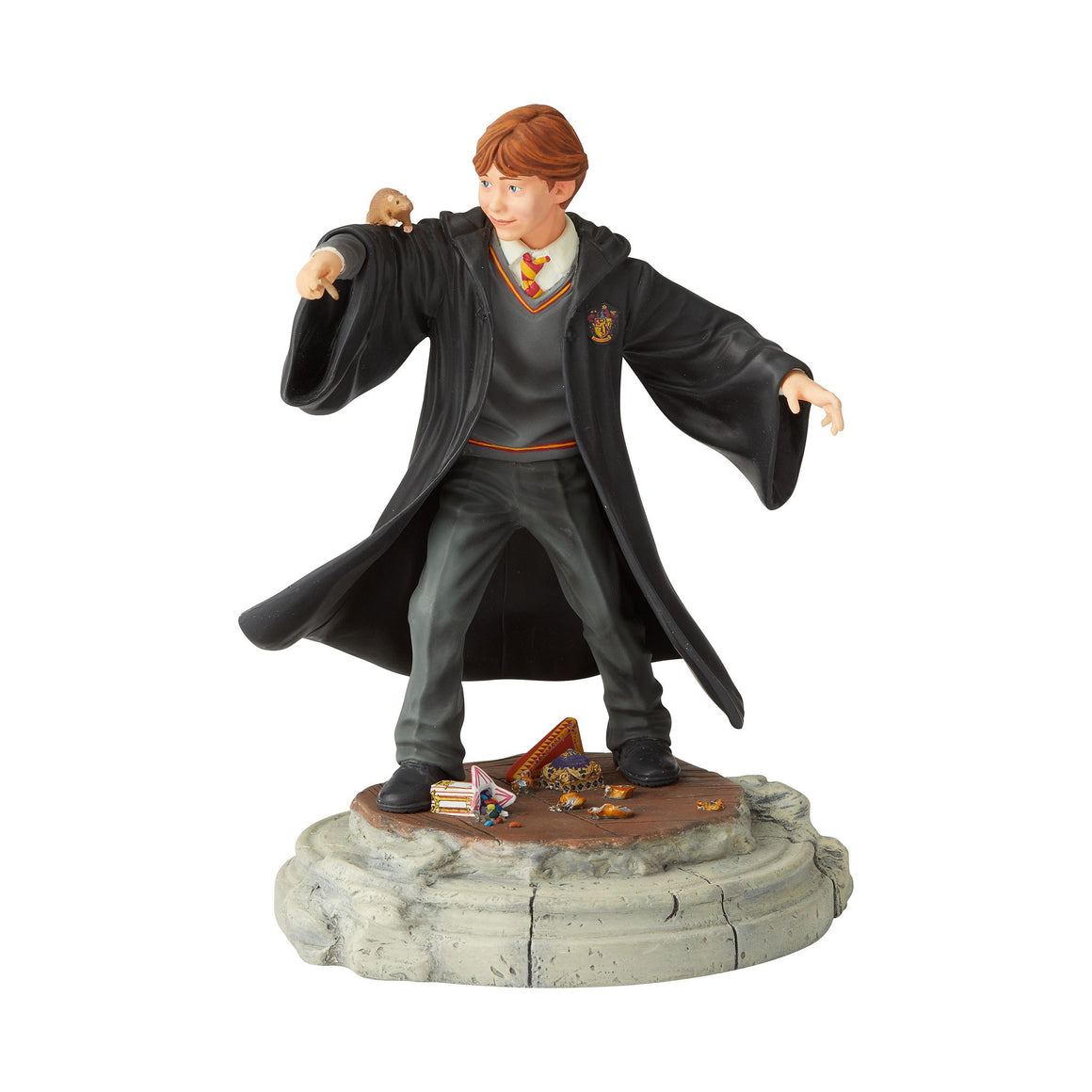 Ron Weasley Year One Figurine - The Wizarding World of Harry Potter