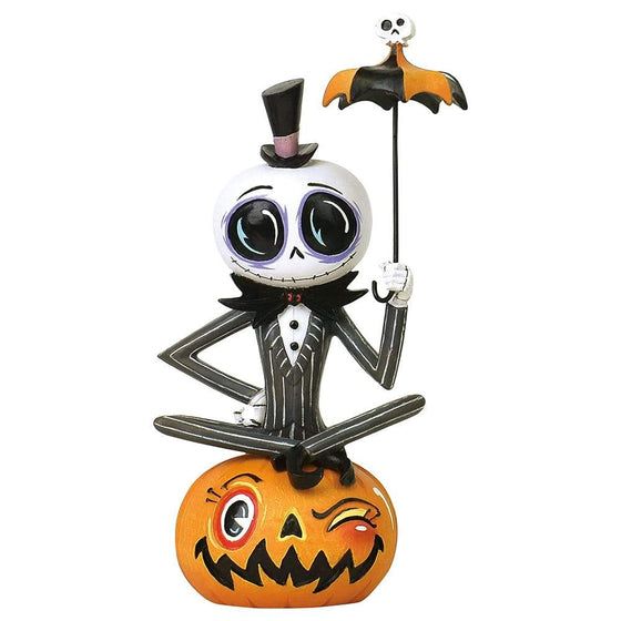 Jack Skellington Figurine by Miss Mindy Presents Disney