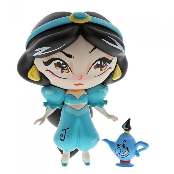 Miss Mindy Jasmine with Genie Vinyl Figurine