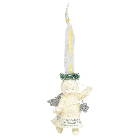 Guardian Peace Hanging Ornament - Snowbabies by D56