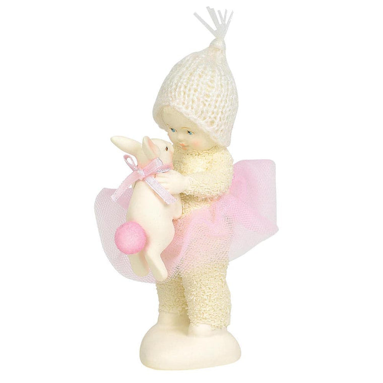 A Bunny to Love Figurine - Snowbabies by D56