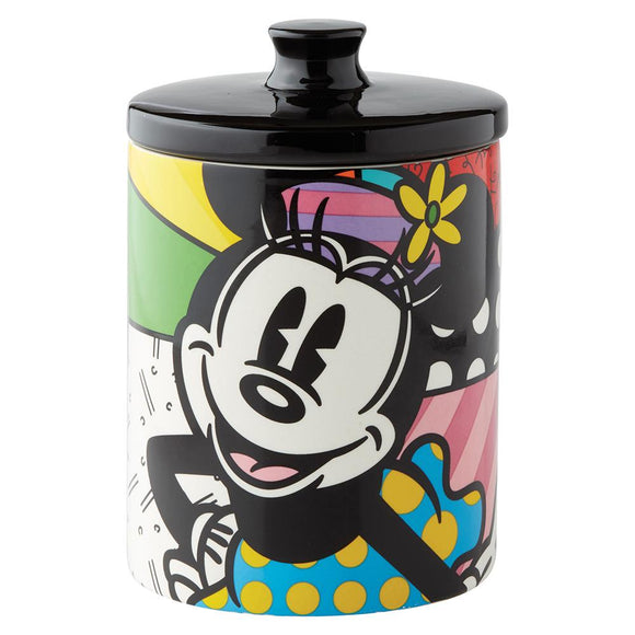 Minnie Mouse Cookie Jar by Disney Britto