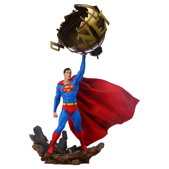 Superman Figurine - DC Comics by Grand Jester Studios