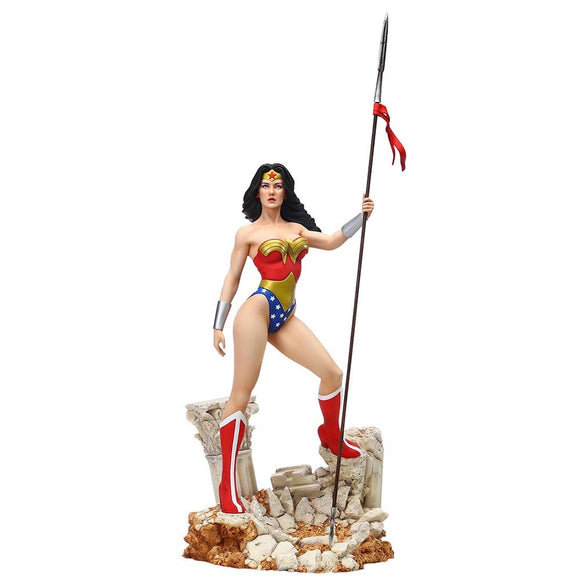 Wonder Woman Figurine - DC Comics by Grand Jester Studios