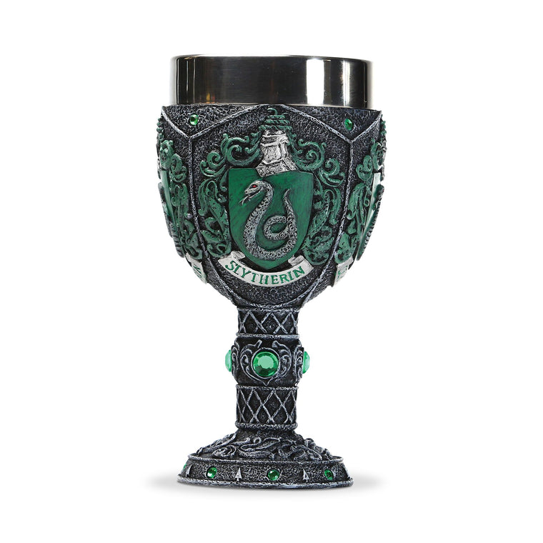 Slytherin Decorative Goblet - The Wizarding World of Harry Potter