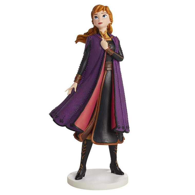 Anna Frozen Figurine by Disney Showcase
